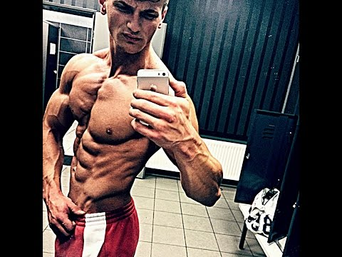 Emir Cehajic – 18 years old – Aesthetic Bodybuilding & Fitness Motivation – Natural