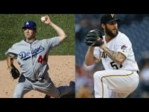Los Angeles Dodgers vs Pittsburgh Pirates | Full Game Highlights