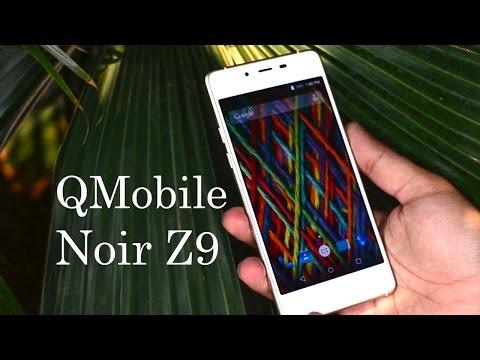 QMobile Noir Z9 - The Slimmest Phone Ever