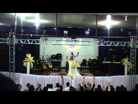 Congresso Juventude IEAD Itapejara DOeste - 2015 - MInistraçao  Pr. Lorinaldo Miranda - Parte 2