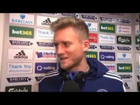 Video: Reaction: Schurrle on Stoke Defeat