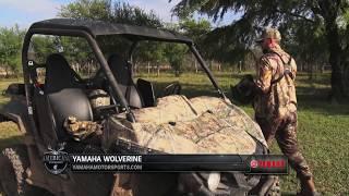 9. Yamaha Wolverine--- The Ultimate Terrain Tamer
