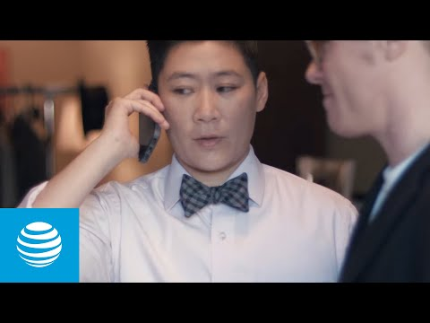 AT&T Real Stories: Sharpe Suiting | AT&T