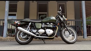 1. Triumph Thruxton Review at RevZilla.com