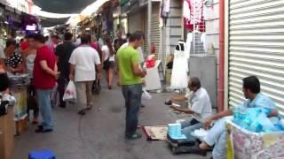 Izmir Turkey  City new picture : Street market in Izmir (Turkey)