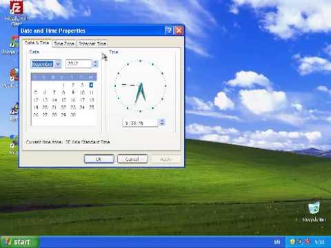 Sandi Mulyadi - Applying (NTP Server)