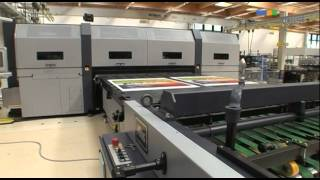 Durst RHO 1000, impresora inkjet de alto rendimiento