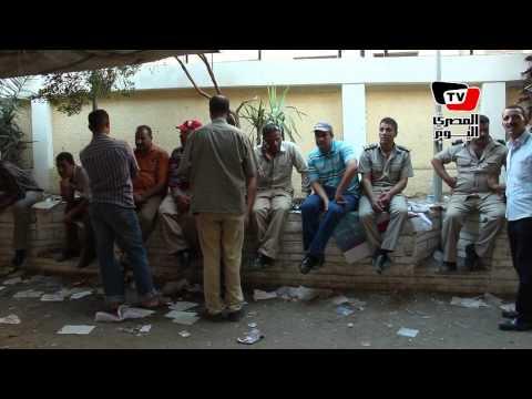 أمين شرطة يروى تفاصيل اعتداء «الأمن المركزى» عليه بالضرب