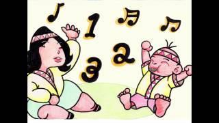 歌謠篇 拉阿魯哇語 01siiari cacani 數字歌(一)