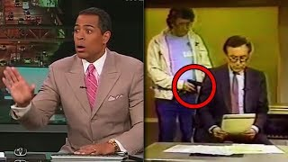 Top 15 Scary Live News Reporting Moments