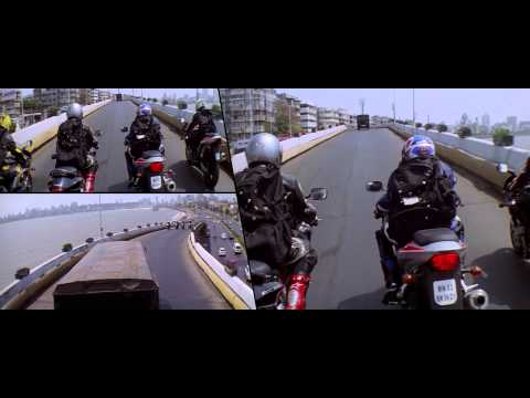 Dhoom - Die Jagd beginnt - Trailer