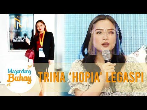 Hopia shares her work as a financial advisor | Magandang Buhay