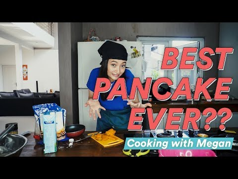 Cooking With Megan : Pancake | Megan Domani