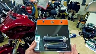 10. How-To Install Harley Heated Grips!! - 2014~17 Street Glide Special! | ShopTalk