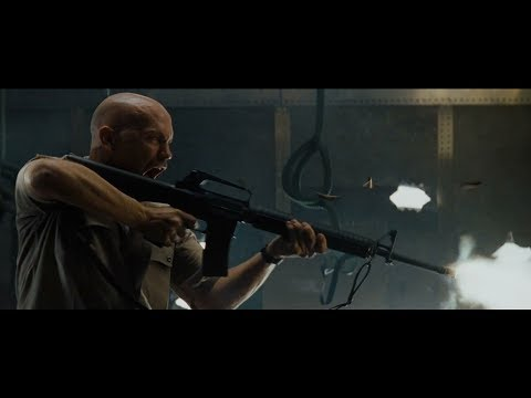 Con Air - Helicopter Attack Scene (1080p)
