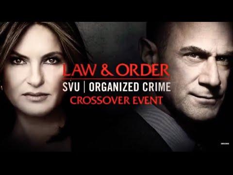 SVU | Organized Crime Crossover Promo || 22x09 || Stabler Returns