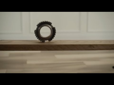 Honda's Iconic Cog Ad, Re-Made With Non-Genuine Parts