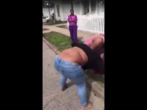 Black Girl Fights  Angel vs Juicy