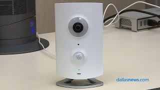 Tech writer Jim Rossman talks about the Piper NV All-in-One Security System.