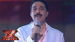 عبد الله الرويشد - كلمة أحبك - العروض المباشرة الأسبوع 6 - The X Factor 2013