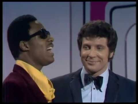 Tom Jones & Stevie Wonder Medley - This is Tom Jones TV Show 1969