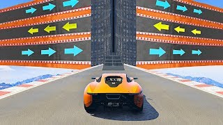Video World's Most CONFUSING Stunt Race! - GTA 5 Funny Moments MP3, 3GP, MP4, WEBM, AVI, FLV Juni 2019