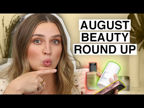 AUGUST BEAUTY ROUND UP 👀 Faves & UN Faves From The Month...