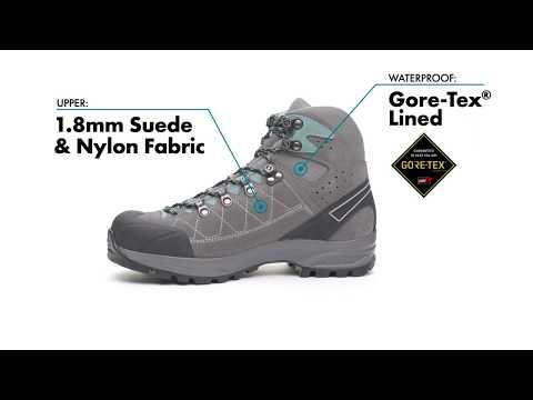 SCARPA Women's Kailash Trek GTX Hiking Boots