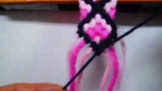 Kiwua How To Make Cross Friendship Bracelets.