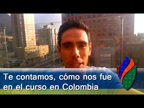 Video – Curso Energía Solar en Colombia