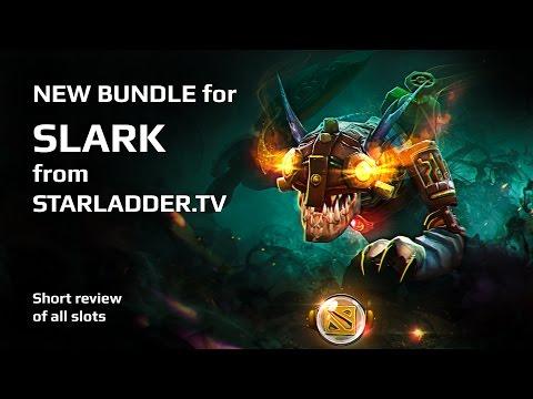 Slark Items from Starladder.tv. Review for all slots