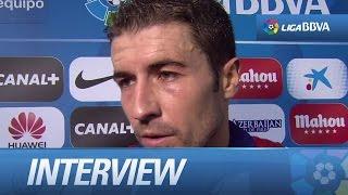 Interview Gabi after Atlético de Madrid (2-2) Celta de Vigo  - HD