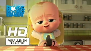 THE BOSS BABY - Virallinen traileri