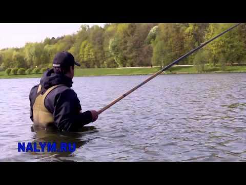 ловля леща летом на боковой кивок видео