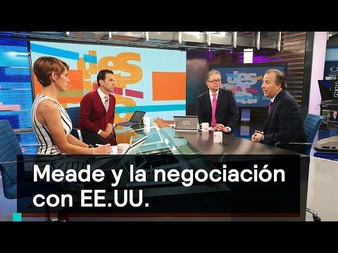 José Antonio Meade - Despierta con Loret (Noticieros Televisa)