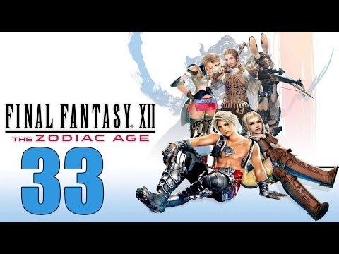 Final Fantasy 12 The Zodiac Age - Let's Play Part 33: Phon Coast