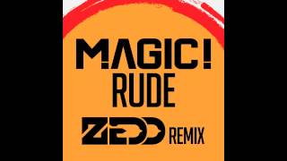 Thumbnail for MAGIC! — Rude (Zedd Remix)