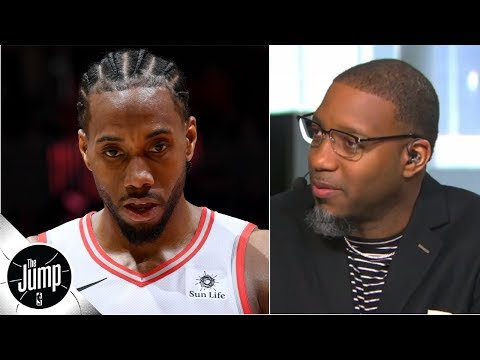 When your players are on a roll, you don't call a timeout - Tracy McGrady | The Jump