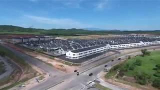 Sungai Petani Malaysia  City pictures : DJI Phantom 4 Malaysia. Sungai Petani, Kedah (Ambangan Heights view)