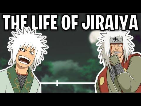The Life Of Jiraiya (Naruto)