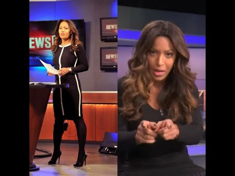 Atlanta Anchor Sharon Reed Classy Clap Back At Viewer Who Called Her The N-Word!!