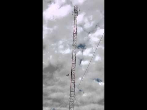 Torre na cidade de Américo de Campos