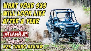 9. 2017 Polaris RZR XP Turbo - Long Term Vehicle Review - 1500 Mile Tear Down & Walk Around - UTV/SXS