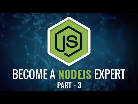 Introduction To Node.JS | Creating The API App | Part 3 | Eduonix