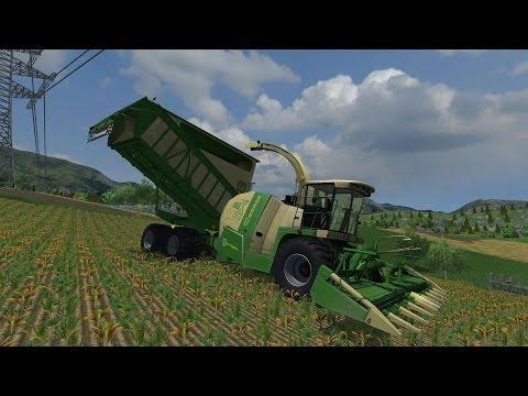 Krone BIG X 650 Cargo v2.0