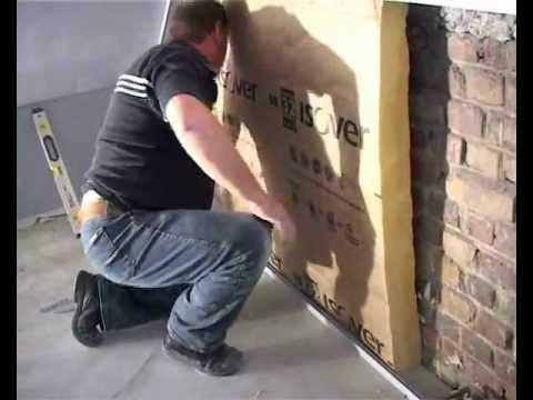 comment renforcer l'isolation d'un mur