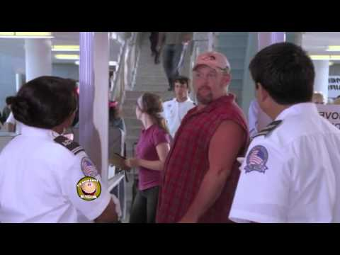 Un roman in aeroport - Witless Protection (2008) -  parodie - Ca romanu' ©