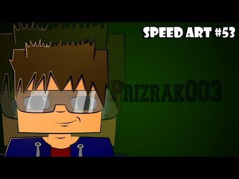 SpeedArt Minecraft [Prizrak003 ] #53