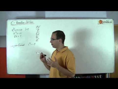 Einführung der komplexen Zahlen
