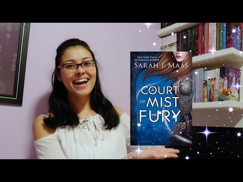 Corte de Névoa e Fúria - Sarah J. Maas (Corte de Espinhos e Rosas #2)   Resenha